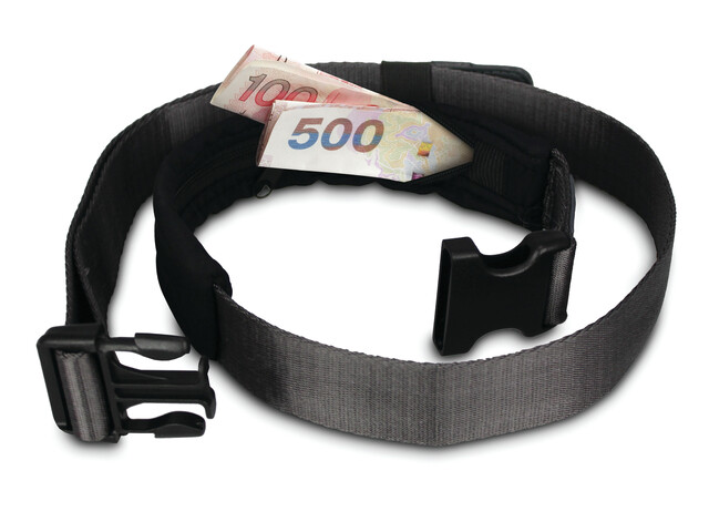 Pacsafe Cashsafe 25 Travel Belt Wallet black
